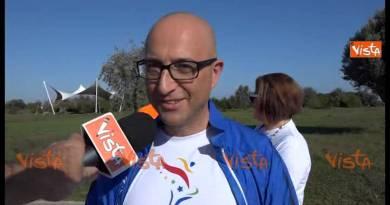 Fa tappa a Bari la Peace Run: 24mila km attraverso tutta Europa
