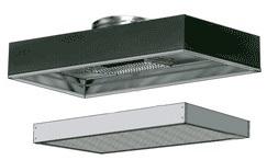 高效及超高效濾網-室內更換型過濾網箱