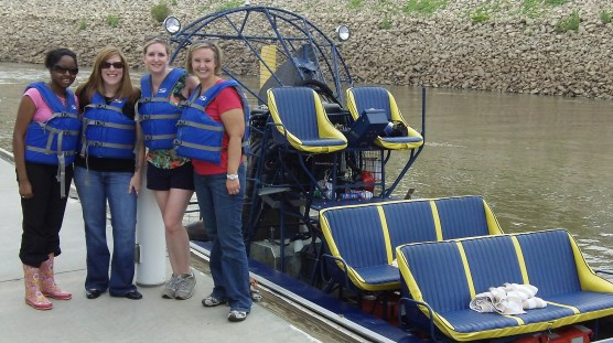 Tunica Queen Airboat