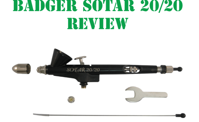 Badger-SOTAR-20/20-REVIEW