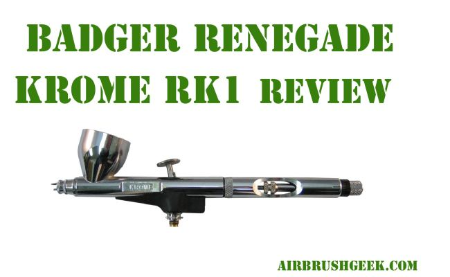 Badger Renegade Krome RK1