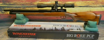 Winchester Model 70 Big Bore PCP