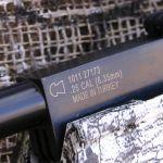 Hatsan Mod 125 Sniper .25 cal - Made in Turkey
