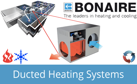 Bonaire Ducted Gas Heating Systems Canberra