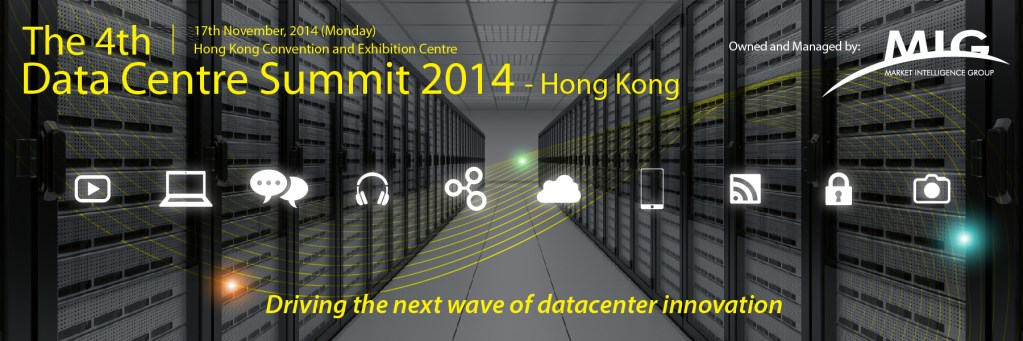 2014-10-21 – The 4th Data Centre Summit 2014