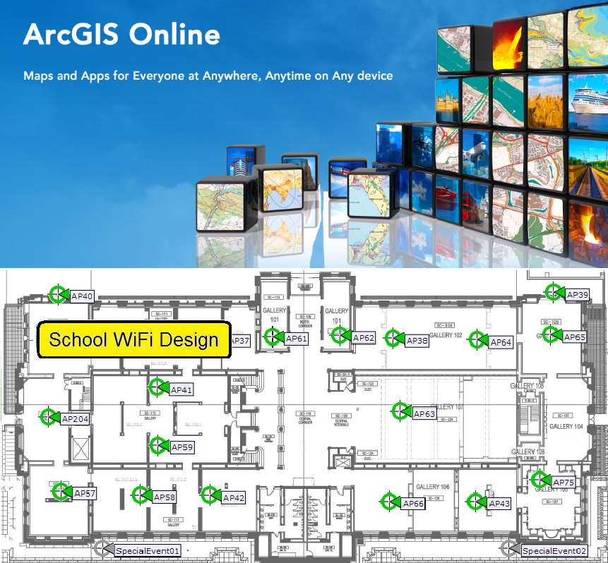 2015-12-05 – WiFi Design & Build + ArcGIS Briefing