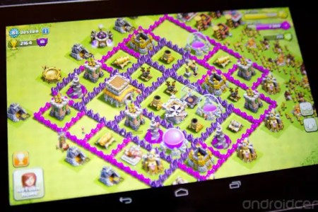 clashofclans android