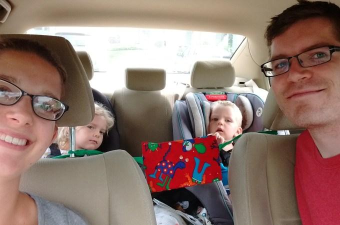 Church History Road Trip: Part 1