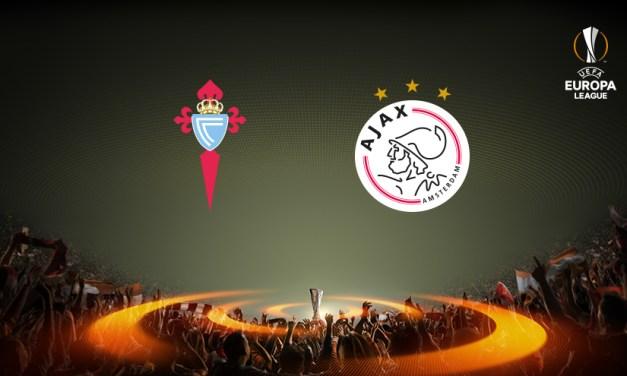 LIVE! // Celta – Ajax 2-2 (afgelopen)