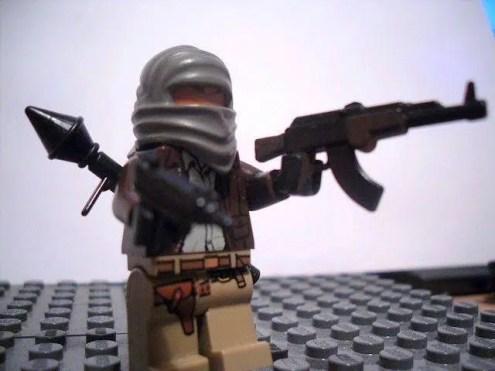 Lego terroriste