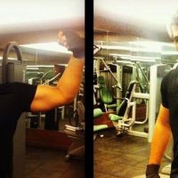 Thala Ajith Kumar's Latest GYM Workout Stills - Exclusive