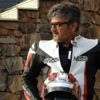 Ajith on his New BMW Bike - Exclusive Images