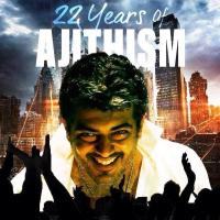 Thala Ajith 22 Years in Cine Industry