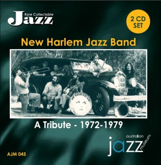 045 New Harlem Jazz Band – A Tribute from their best-selling LPs – 2 CD set – NEW 045