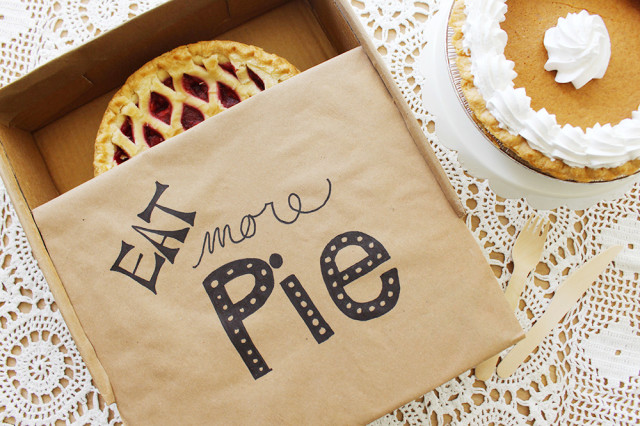Cardboard Pie Slice Boxes Diy Cardboard Pie Box | a