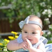 DIY: Baby Headband From A Necktie