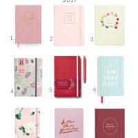Diaries & Planners 2017