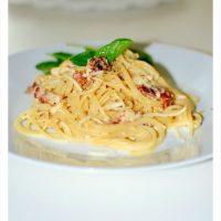 Eats / Spaghetti Carbonara