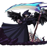 A harvester of souls and a fierce foe should you encounter him!