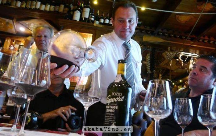 Descubriendo Oporto y sus Vinos. Curso Cata Vinos Oporto Douro ASM © akataVino