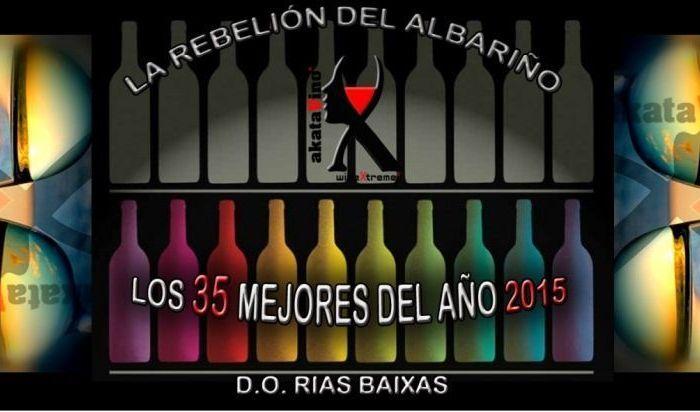 Portada definitiva 35 Mejores albariños Guia de Vinos Xtreme © akataVino