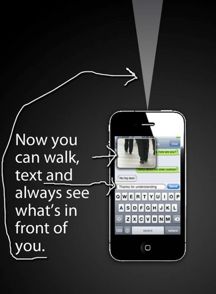 Iphone texting concept 03