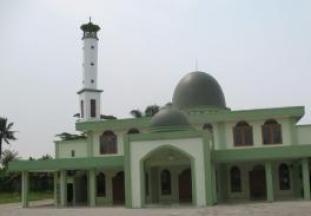 Ceramah Isra Mi'raj Nabi Muhammad SAW di Masjid Raya Taman Yasmin