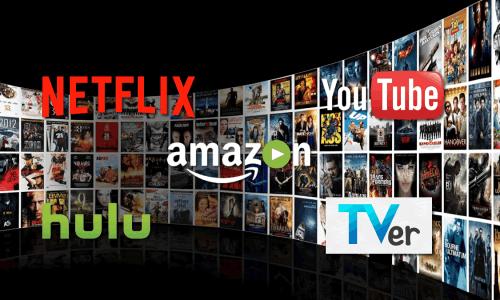 【これで完璧!】Netflix, Hulu, Amazon, TVer,Youtubeで引きこもり!動画エンタメはこう使い分けろ!