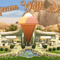 Cream Waffle Shop