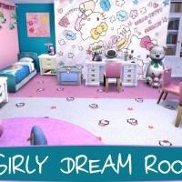 Girly Dream Room
