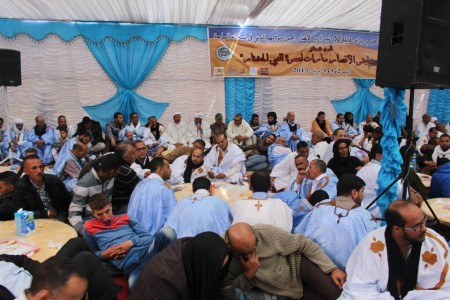 ملتقى الولي الصالح الشيخ احمد بن يداس الخزرجي الانصاري جنوب المغرب