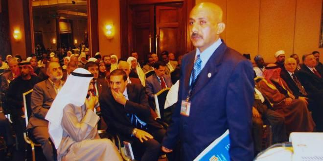 متمنيات الرابطة للشيخ الدكتور قبلان النصيرات بالشفاء العاجل