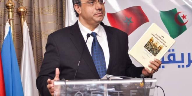 الأمم المتحدة تترجم كتاب قانون المحاكم الاقتصادية للمستشار القاضي خالد القاضي الانصاري