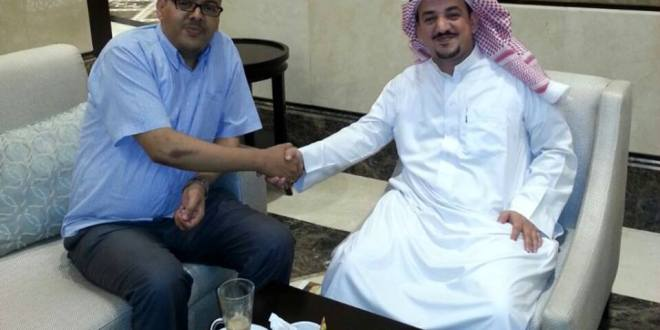 لقاءات تواصلية لمدير بوابة الانصار العالمية بالمدينة المنورة (3)
