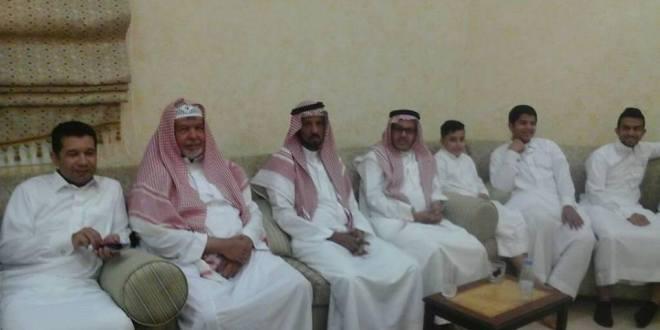 ثالث ايام عيد الفطر المبارك بقرية الانصار الحميمة بمحافظة الجموم (1-3