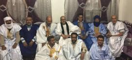 لقاء مدير بوابة الانصار العالمية مع قبيلة اديبسات ( البصاديين) الخزرجية الانصارية بموريتانيا (3)