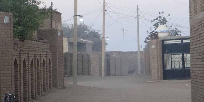 مسيد ود عيسى الانصاري بقرية المسيد بمحلية (الكاملين) بولاية (الجزيرة) السودان