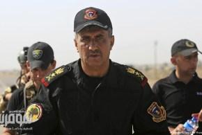 الفريق الركن (général d'armée ) عبد الوهاب الساعدي الخزرجي الانصاري قائدا لقوات جهاز مكافحة الارهاب العراقية
