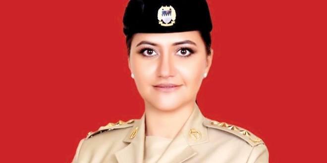 الدكتورة النقيب ميعاد عادل جابر الانصاري (Dr Captain ) دكتورة تخدير بمستشفى قوة دفاع البحرين.