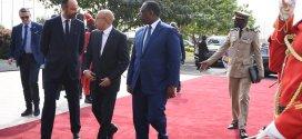فخامة الرئيس السيد محمد ولد الشيخ الغزواني البصادي الأنصاري رئيس الجمهورية الإسلامية الموريتانية