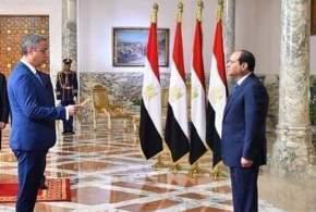 تعيين الدكتور احمد عبدالله الأنصاري محافظا لمحافظة الفيوم