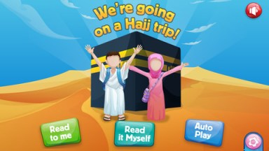 Hajj Trip - application Iphone