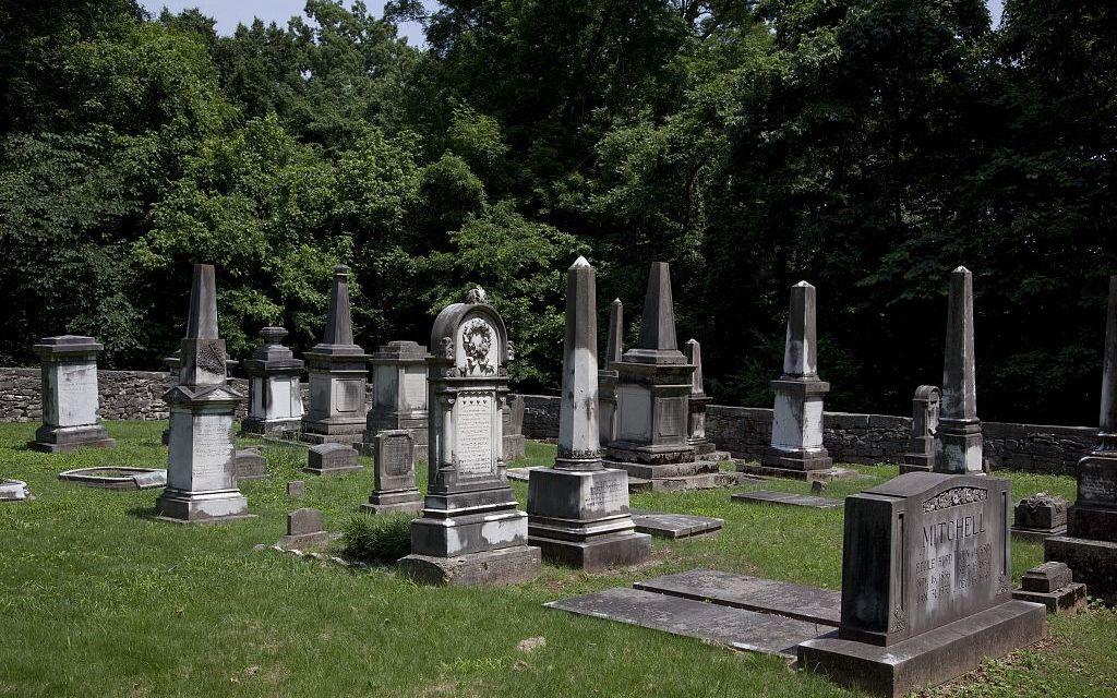 Cemeteries of Marshall County, Alabama