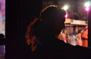 In addition to the actors and musicians, many people work behind the scenes to run the musical. All photos by Alanna Greene