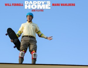 Will Farrell tries to be the fun dad. Photo courtesy of daddyshomemovie.tumbler.com