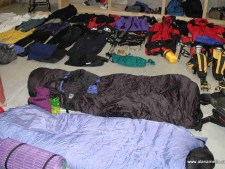Everest 2011 Gear Recap