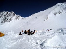 14K camp on Denali