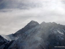 Everest from Lobuche