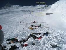 Manaslu Avalanche