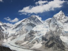 Everest/Lhotse 2016: Into the Cwm for First Rotation
